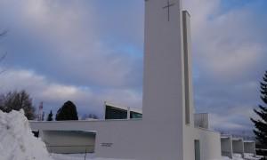 聖ローレンス教会 新