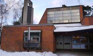 ウオサーリ教会