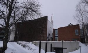 カウニアイネン教会