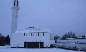 セイナヨキの教会