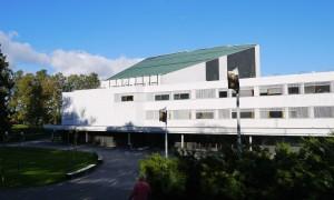 フィンランディア・ホール  (最終回)