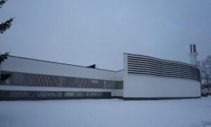 セイナヨキの図書館