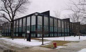 イリノイ工科大学 クラウンホール