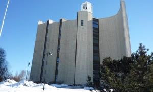 カレヴァ教会