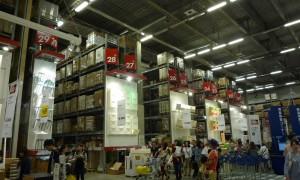 IKEAのディスプレイ - 卒業生の仕事