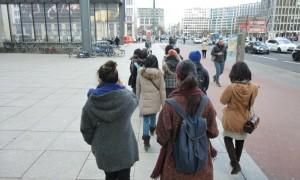 ベルリン建築ツアー